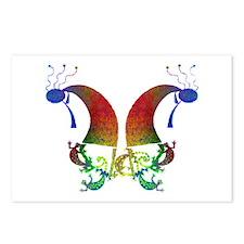 Kokopelli Dance Duo Postcards (Package of 8)