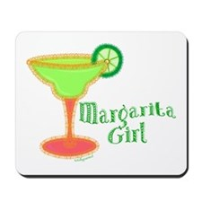 Margarita Girl Mousepad