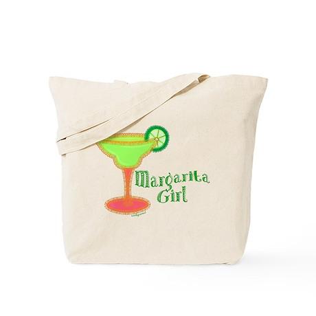 Margarita Girl Tote Bag