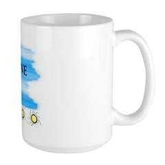 I LOVE THE SUNSHINE Mug