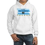 I LOVE THE SUNSHINE Hooded Sweatshirt