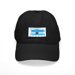 I LOVE THE SUNSHINE Baseball Hat