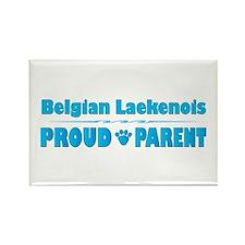 Laekenois Parent Rectangle Magnet (10 pack)