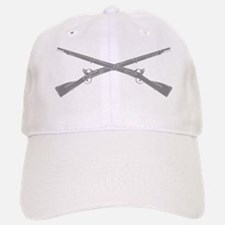 Infantry Crossed Rifles Baseball Baseball Cap