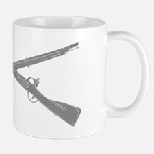 Infantry Crossed Rifles Mug