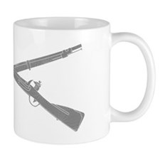 Infantry Crossed Rifles Mug
