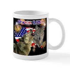 Mug  Pack USA Wolfs