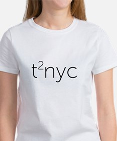 t2nyc / Times Square NYC Women's T-Shirt