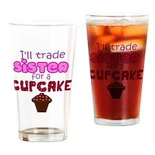 trade4cupcake Drinking Glass