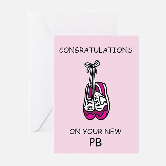 New PB Congratulations Greeting Cards