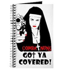 combat nuns-got ya covered Journal