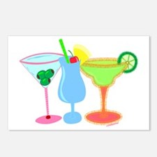 Cocktails! Postcards (Package of 8)
