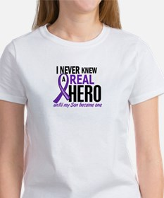 Cystic Fibrosis Real Hero 2 Women's T-Shirt