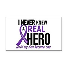 Cystic Fibrosis Real Hero 2 Rectangle Car Magnet