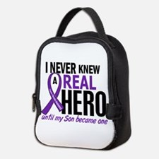 Cystic Fibrosis Real Hero 2 Neoprene Lunch Bag