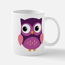 Purple Owl Mugs