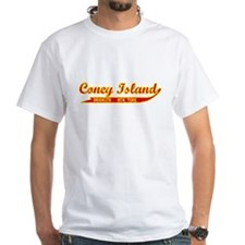 Coney Island Baseball-Style T-Shirt