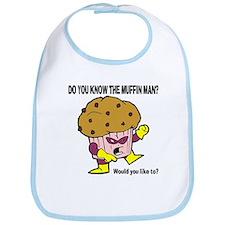 The Muffin Man Bib