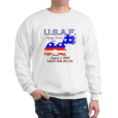 USAF Keeping America Free Sweatshirt
