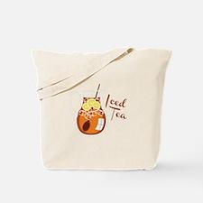 Leed Tea Tote Bag