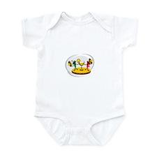 Dancing Chilis Infant Bodysuit