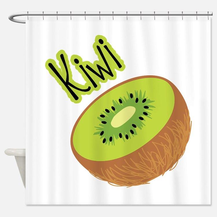 Kiwi bathroom accessories decor cafepress for Decoration kiwi