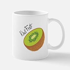 Kiwi Fruit Mugs