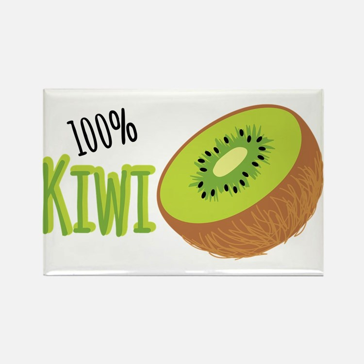100 % Kiwi Magnets