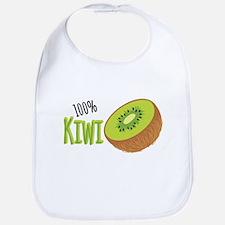 100 % Kiwi Bib