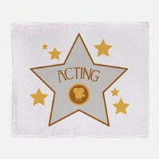 Acting Throw Blanket