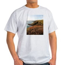 Lizard Point headland, Cornwall T-Shirt