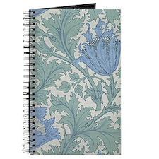 William Morris Anenome Journal