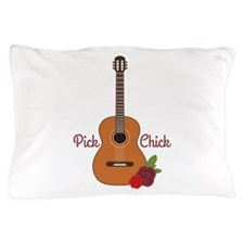 Pick Chick Pillow Case