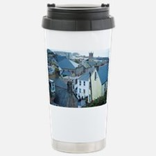 View over St Ives Cornw Travel Mug