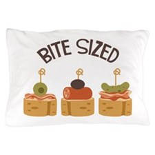 Bite Sized Pillow Case