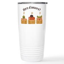 Hors doeuvre? Travel Mug
