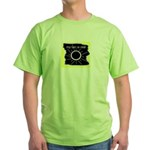 MY TAN IS REAL Green T-Shirt