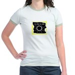 MY TAN IS REAL Jr. Ringer T-Shirt