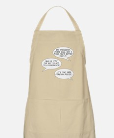 '80s Foreign Policy Apron