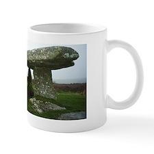 Lanyon quoit dolmen stone formation Mug