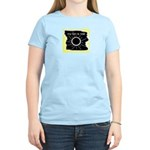 MY TAN IS REAL Women's Light T-Shirt