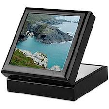 Cornwall Atlantic Coast Keepsake Box