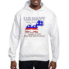 US NAVY Keeping America Free Hoodie