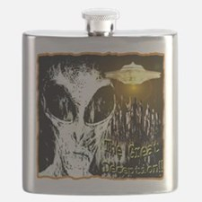 The Great Deception Flask