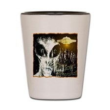 The Great Deception Shot Glass