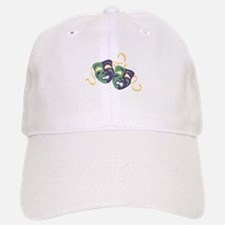 Happy Sad Drama Acting Theatre Masks Baseball Baseball Baseball Cap
