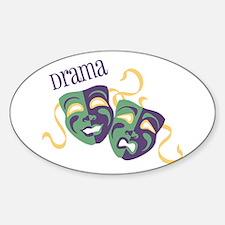Drama Decal