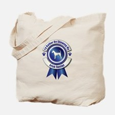 Showing Terrier Tote Bag