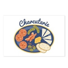 Charcuterie Postcards (Package of 8)