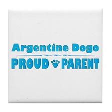 Dogo Parent Tile Coaster